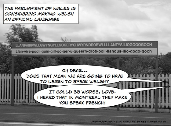 Image result for welsh language cartoon