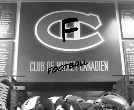 The owner of the Club de Hockey Canadien de Montréal George Gillette and