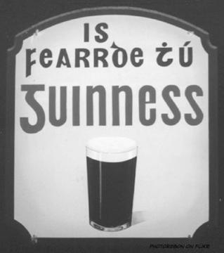 Irish sign Montreal