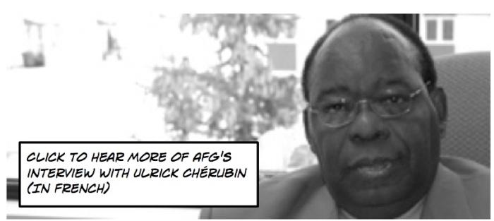 ulrick cherubin entrevue